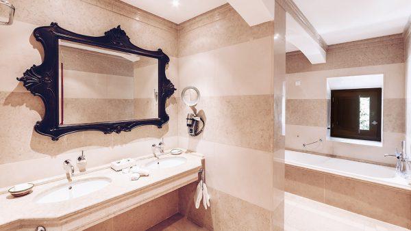 Casa de Banho do Quarto Deluxe Suite