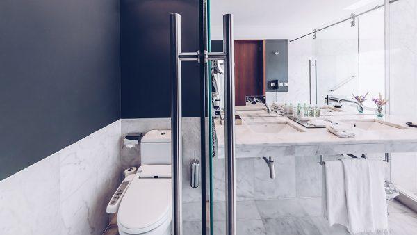 Casa de Banho do Quarto Grand Deluxe Design