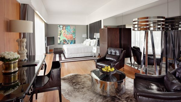 Interior do Quarto Grand Deluxe Design