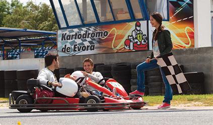 O Kartódromo - Pura Adrenalina
