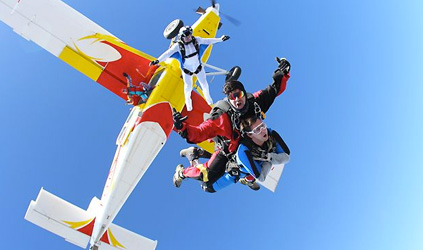 Skydive Portugal